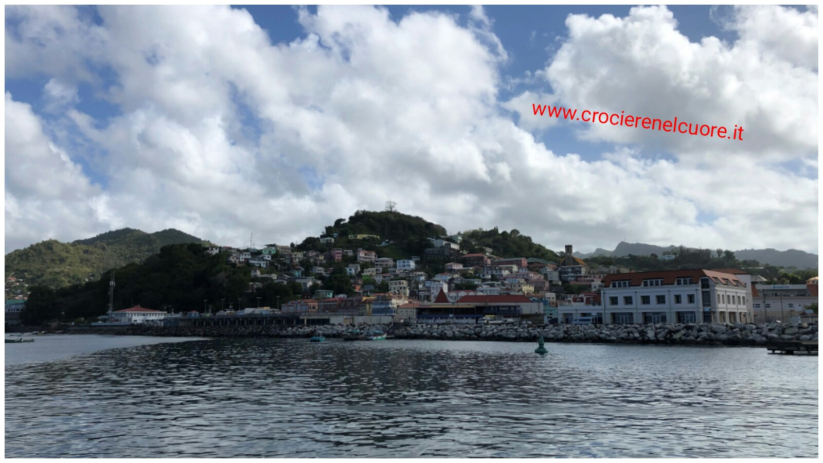 www.crocierenelcuore.it - Grenada