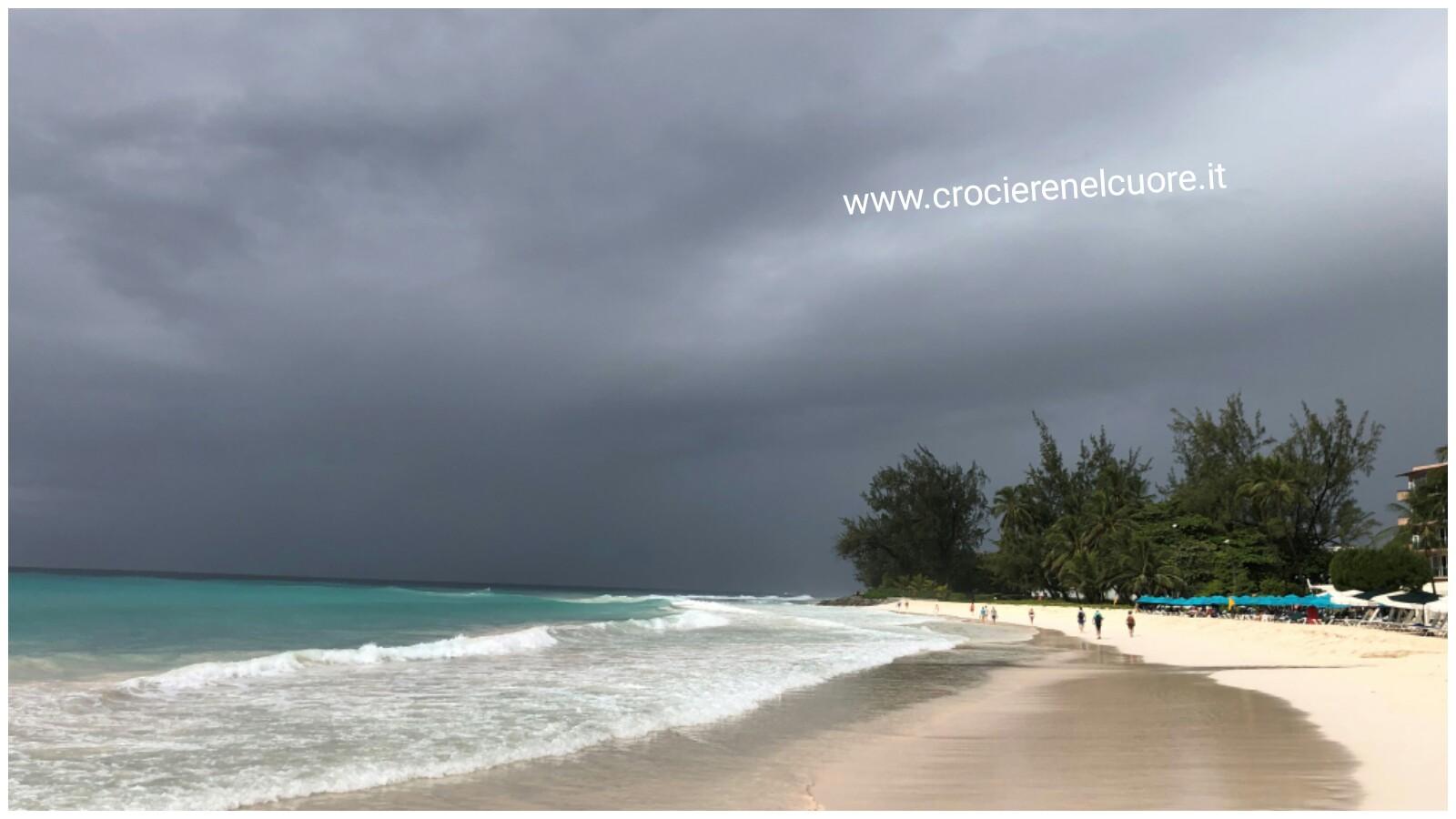 crociere nel cuore Accra Beach Barbados