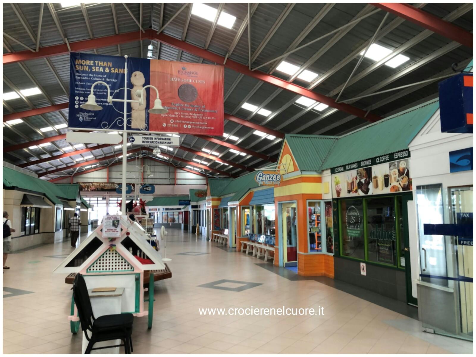 Terminal crociere - Bridgetown - crocierenelcuore.it