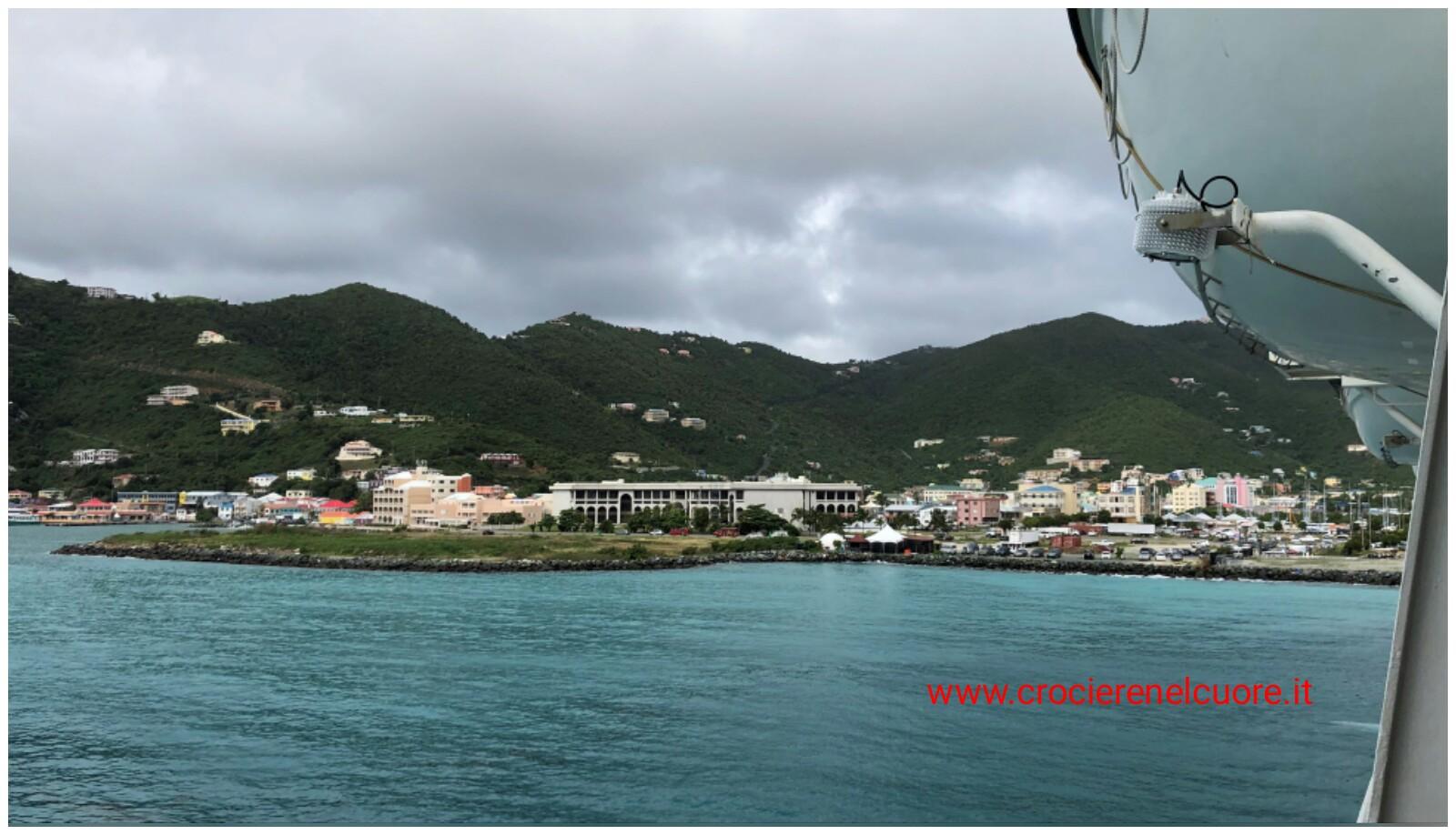 crociere nel cuore - Tortola