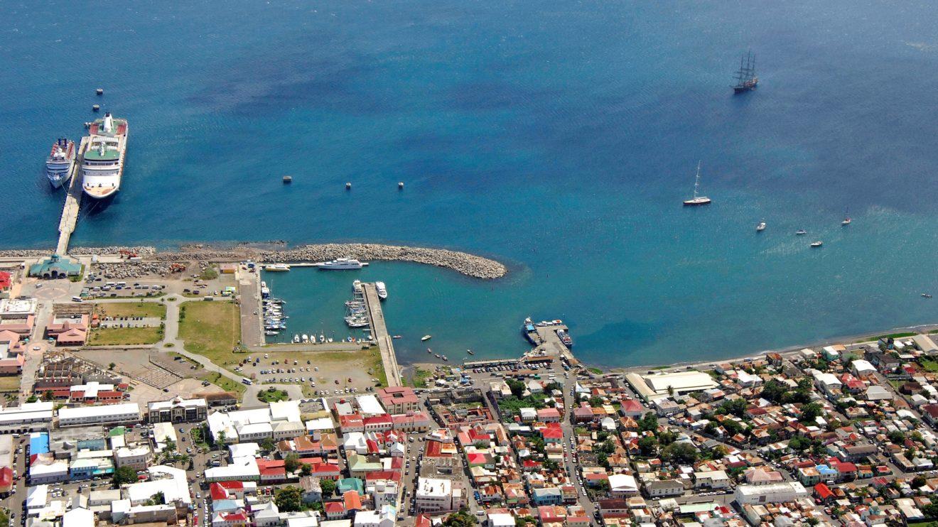 Porto di Basseterre - St. Kitts