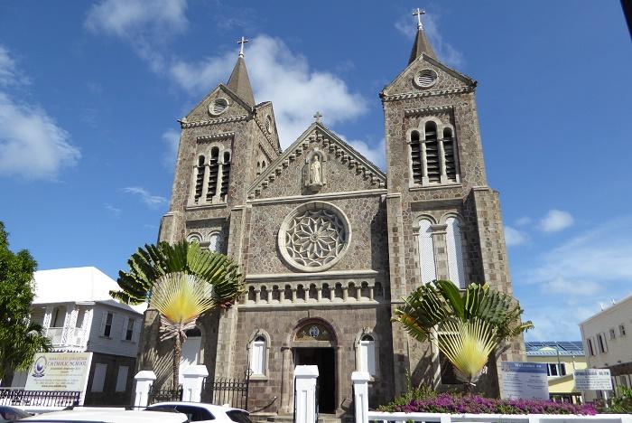 St. Kitts Concattedrale dell'Immacolata Concezione