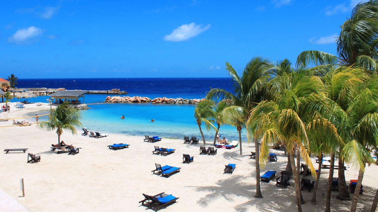 SPIAGGE a nord di WILLEMSTAD - Curaçao