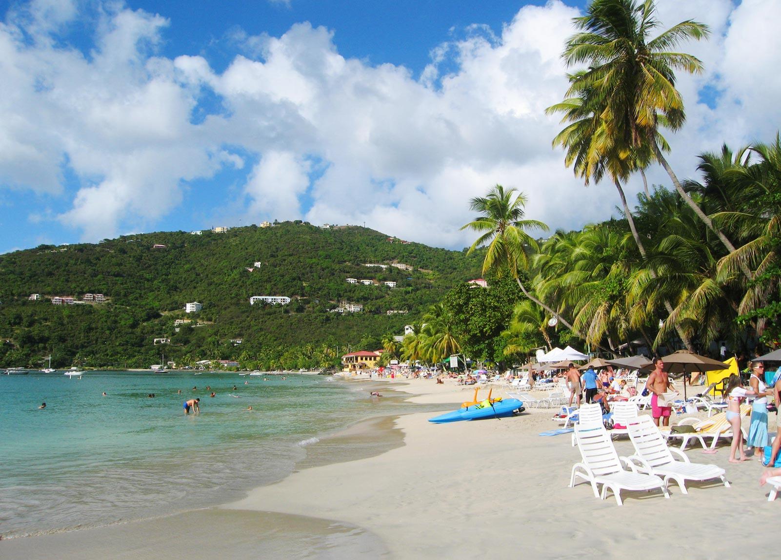 Cane Garden Bay - Tortola