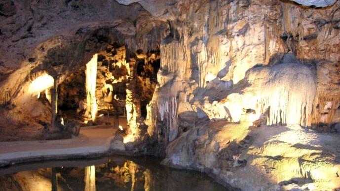 Le grotte di Hato - Curaçao