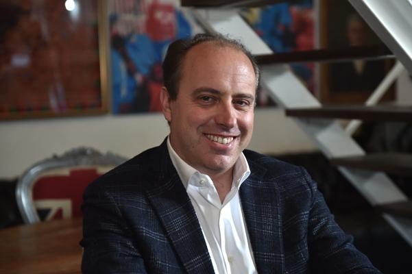 Marco Di Capua sindaco di Chiavari