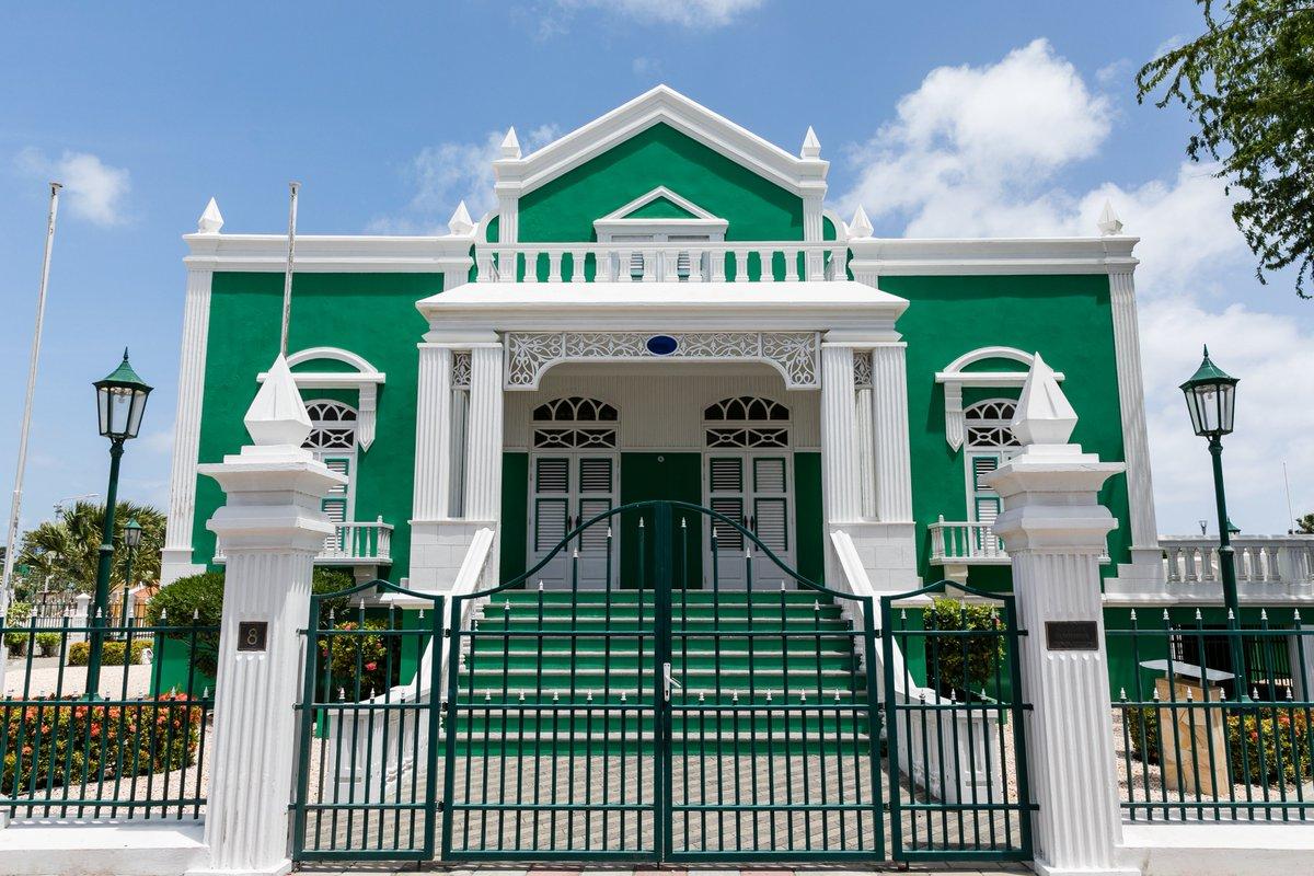 Palazzo del municipio Aruba
