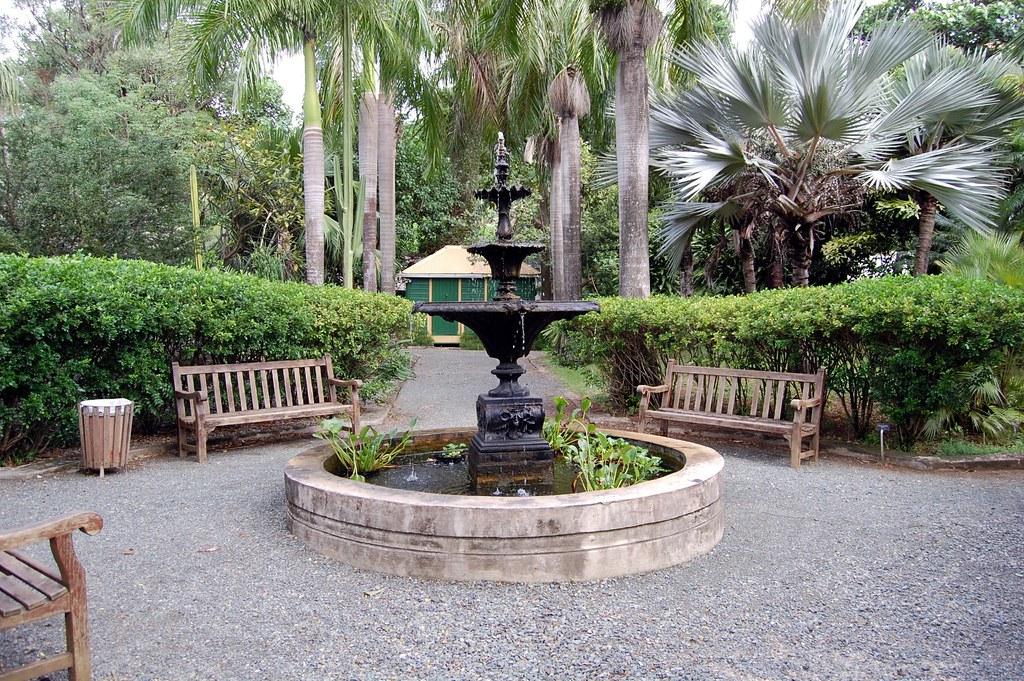 J.R. O'Neal Botanic Gardens - Tortola