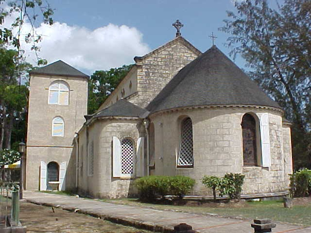 St. James Church - Barbados