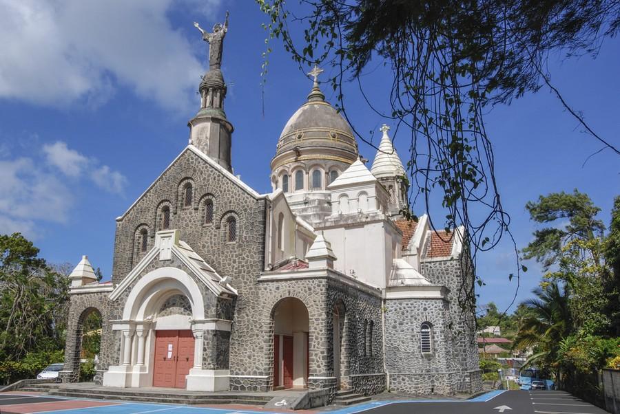 Le Sacre Coeur di Balata - Martinica