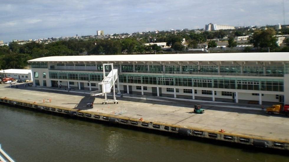 Terminal crociere Santo Domingo