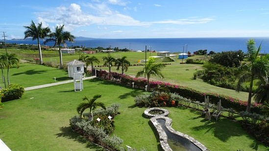 Fairview Great House e Giardino Botanico - St. Kitts