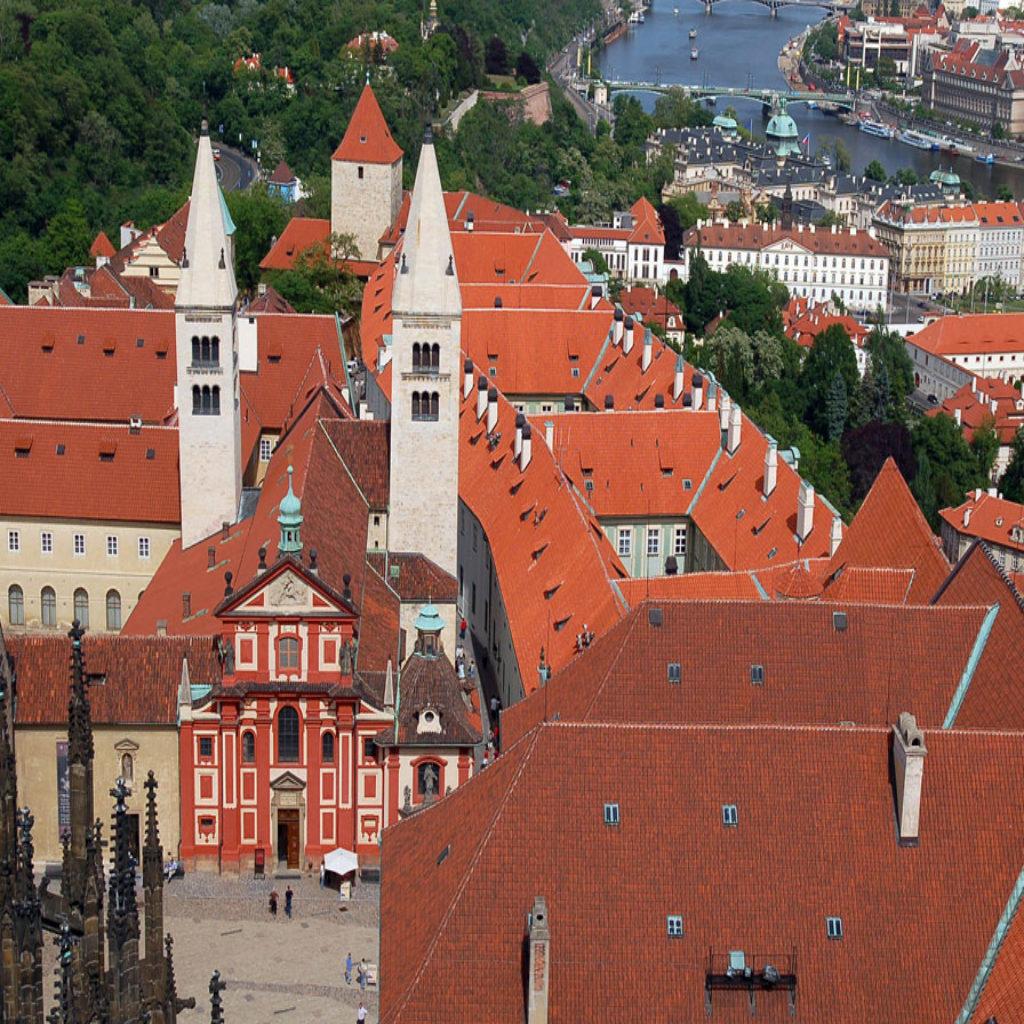 La Basilica e il Convento di San Giorgio Praga