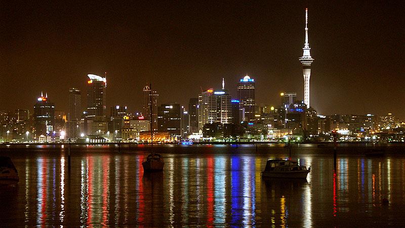 Nuova Zelanda crociere nel cuore