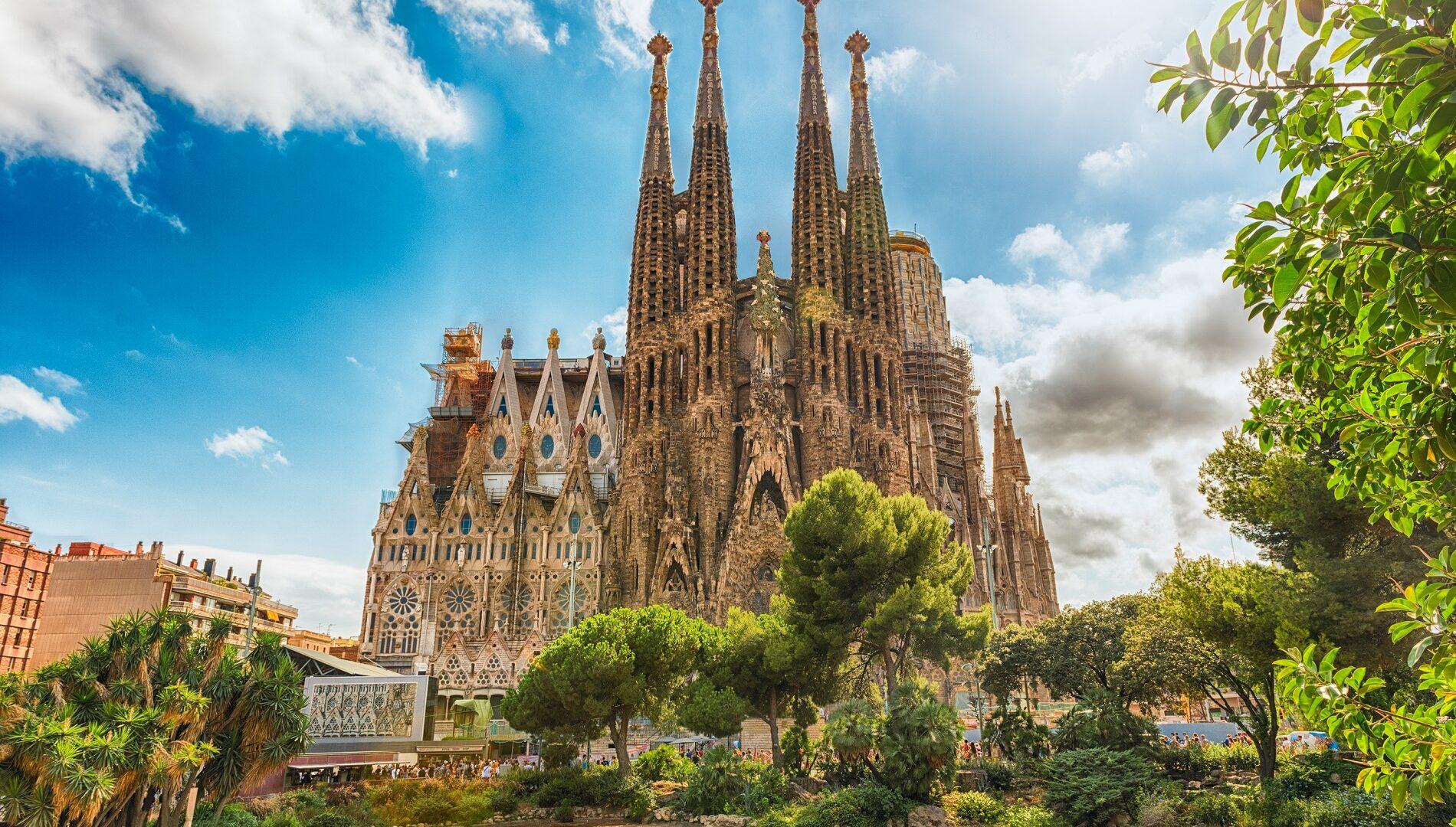 Barcellona - Programma invernale