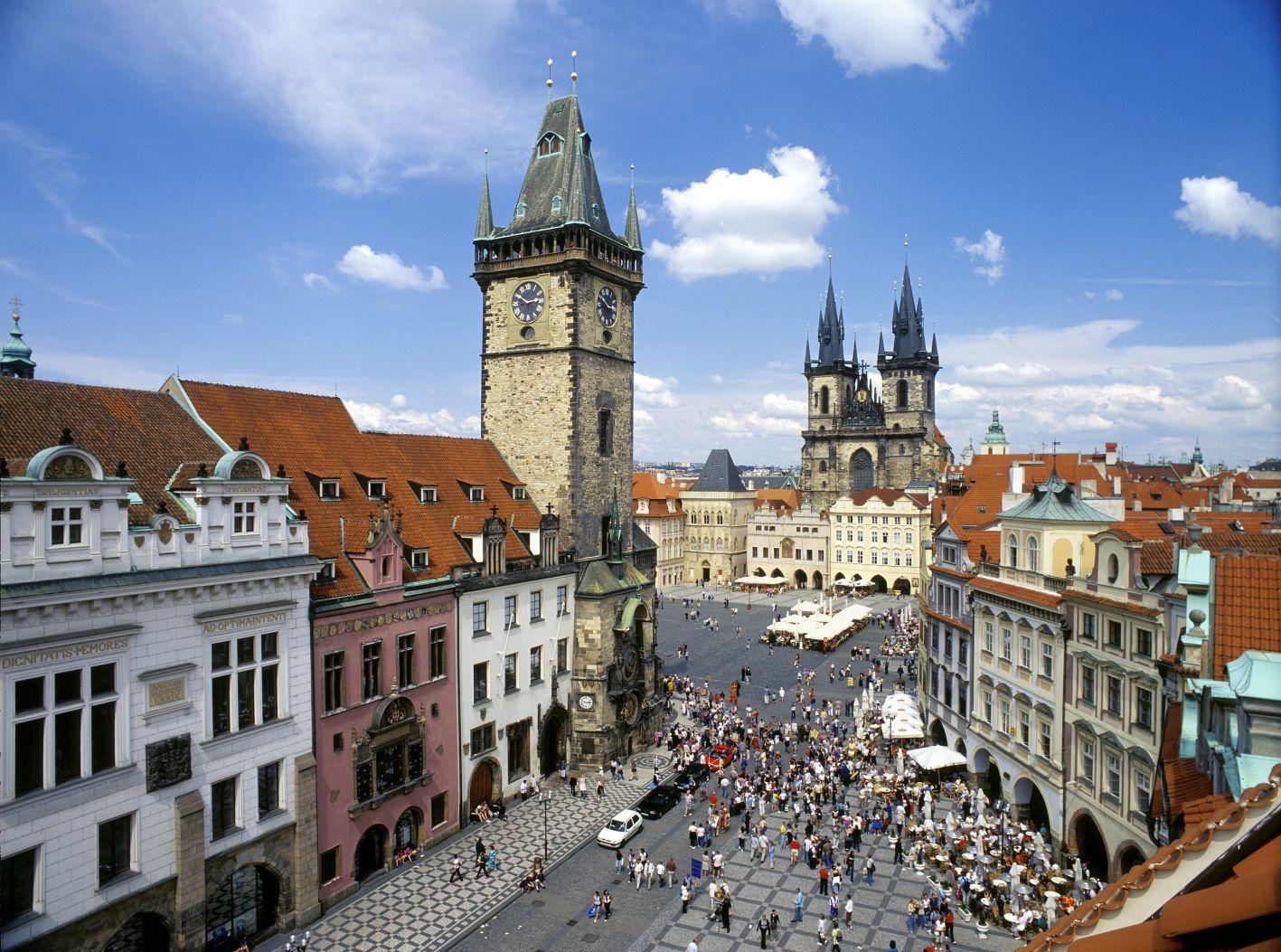 Staré Město - Praga