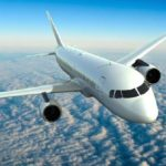 In aereo il rischio di contagio è molto basso