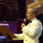Comandante di Costa Deliziosa: Onore restituito