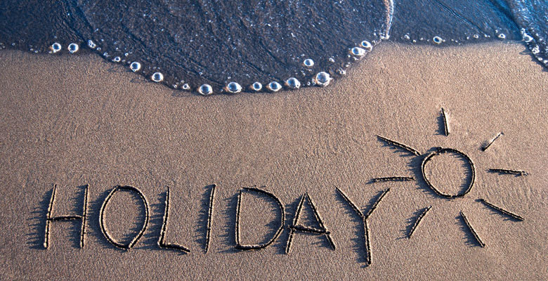 The Holiday we miss