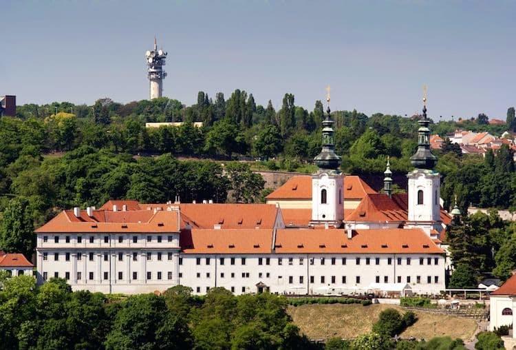 Il Monastero di Strahov - Praga