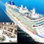 P&O Cruises del gruppo Carnival slitta ad ottobre