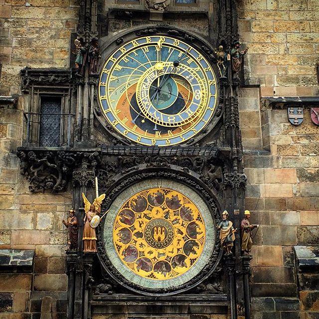 Orologio astronomica Praga