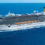 Costa Crociere: stop fino al 15 Agosto