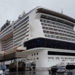 Imbarco iniziato per MSC Grandiosa