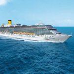 Sospetti positivi su navi da crociera Costa