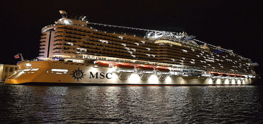 MSC e COSTA pronte