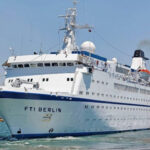 Venduta la nave Berlin: sarà utilizzata come yacht