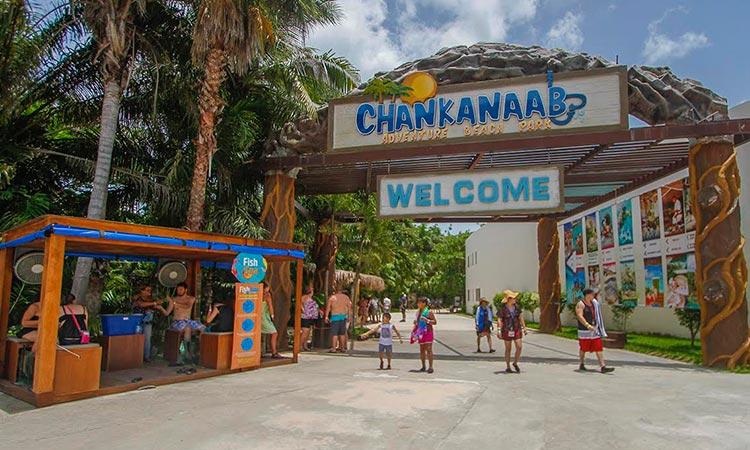 Chankanaab - Cozumel
