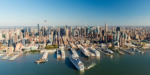 Manhattan Cruise Terminal (Manhattan) New York