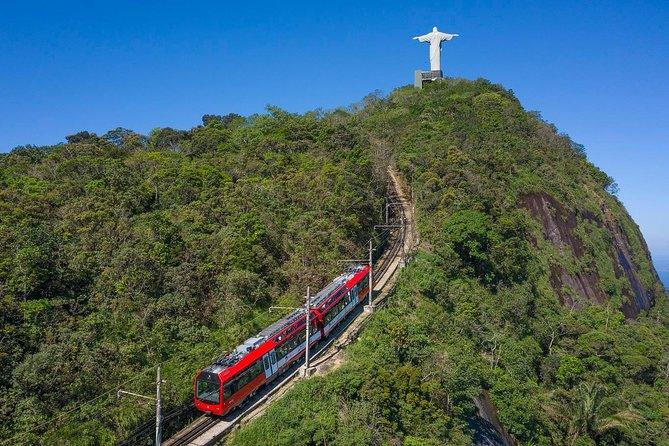 Trem de Corcovado - Rio de Janeiro