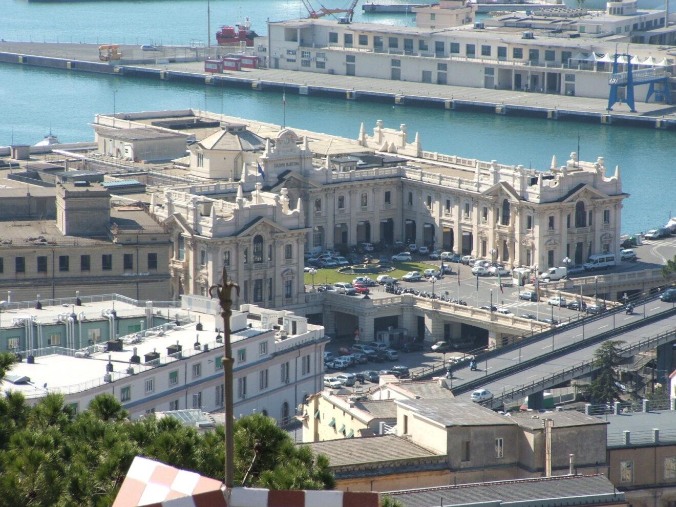 A rischio crociere a Genova per problemi di instabilità ...
