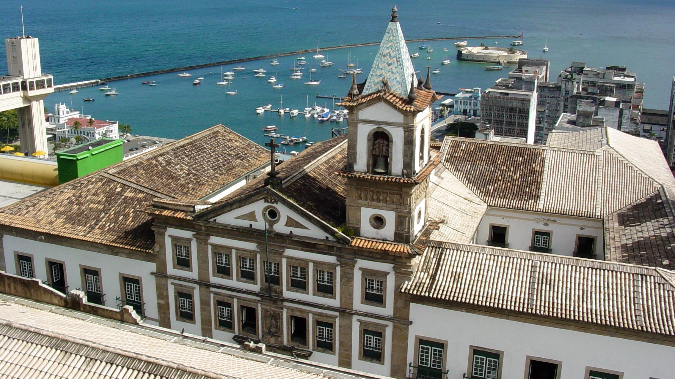 Complesso della Misericordia - Salvador de Bahia
