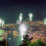 Mein Schiff 1 e Mein Schiff 3 a Funchal per assistere allo spettacolo pirotecnico
