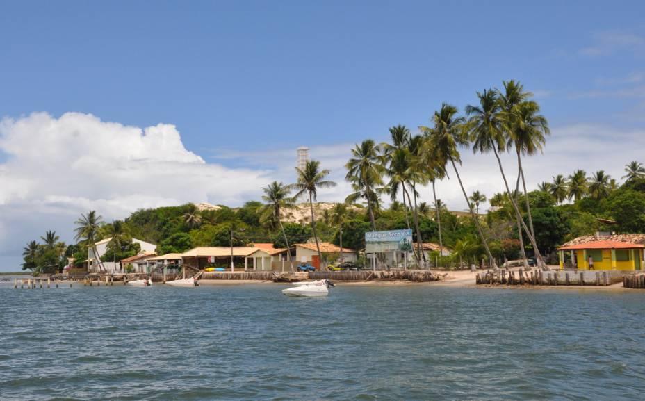 Praia do Mangue Seco - Salvador de Bahia