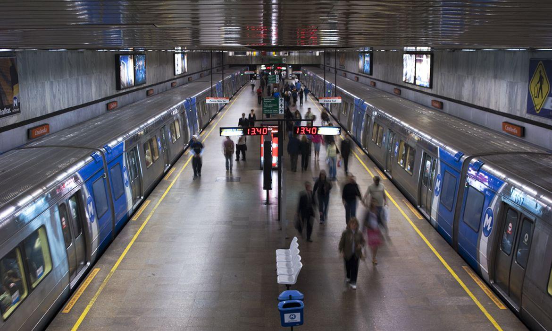 La metropolitana di Rio de Janeiro