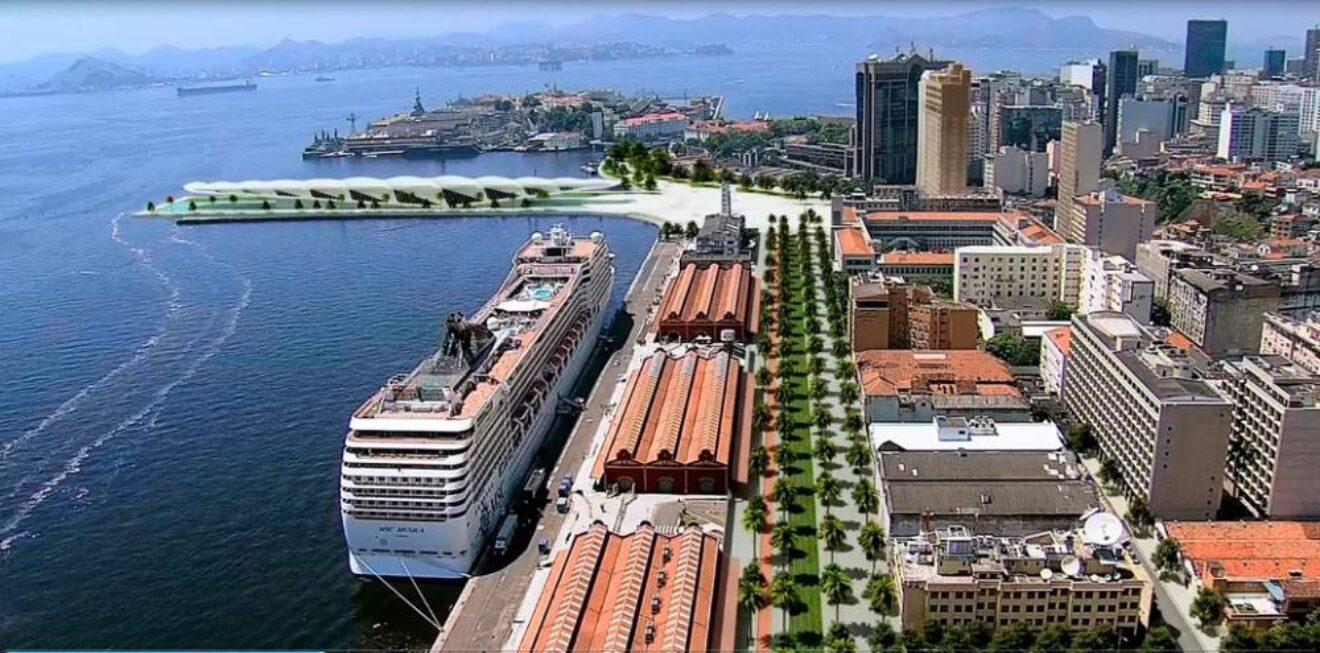 Rio de Janeiro - terminal crociere