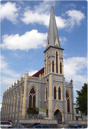 Igreja de Nossa Senhora dos Mares - Salvador de Bahia