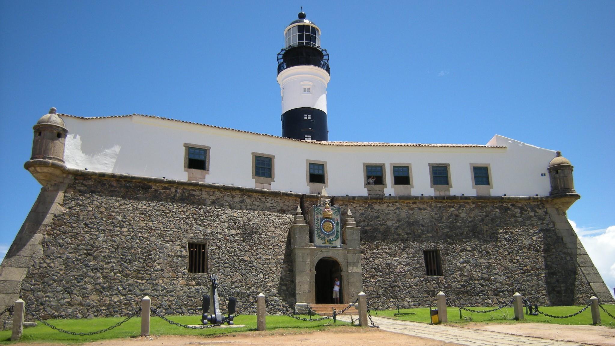 Farol de Barra - Salvador de Bahia