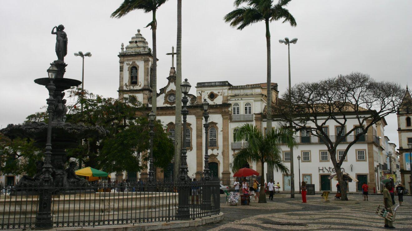 Terreiro de Jesus – Salvador de Bahia