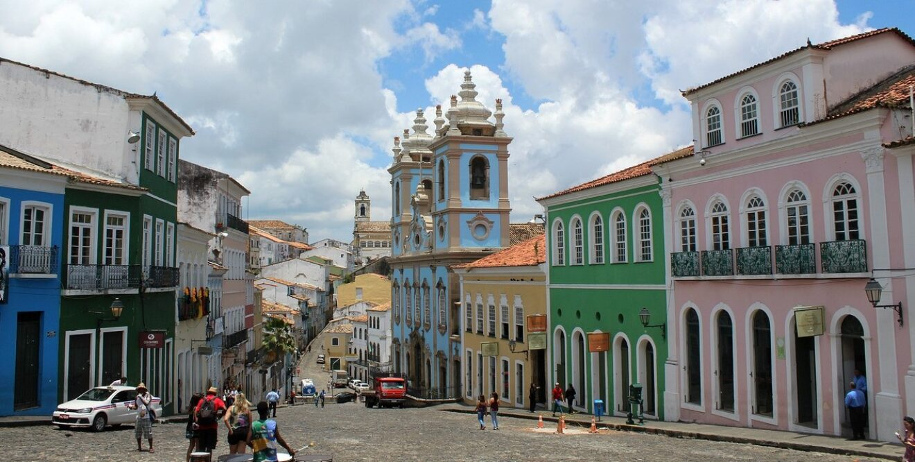 Pelourinho -Salvador de Bahia