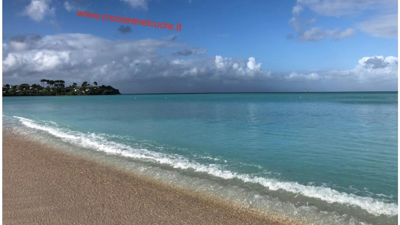www.crocierenelcuore.it  - Valley Church Beach  Antigua
