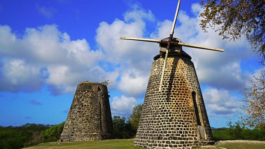 Antigua - Betty's Hope Museum