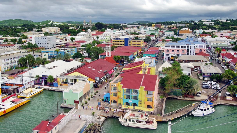 St. John's - Antigua