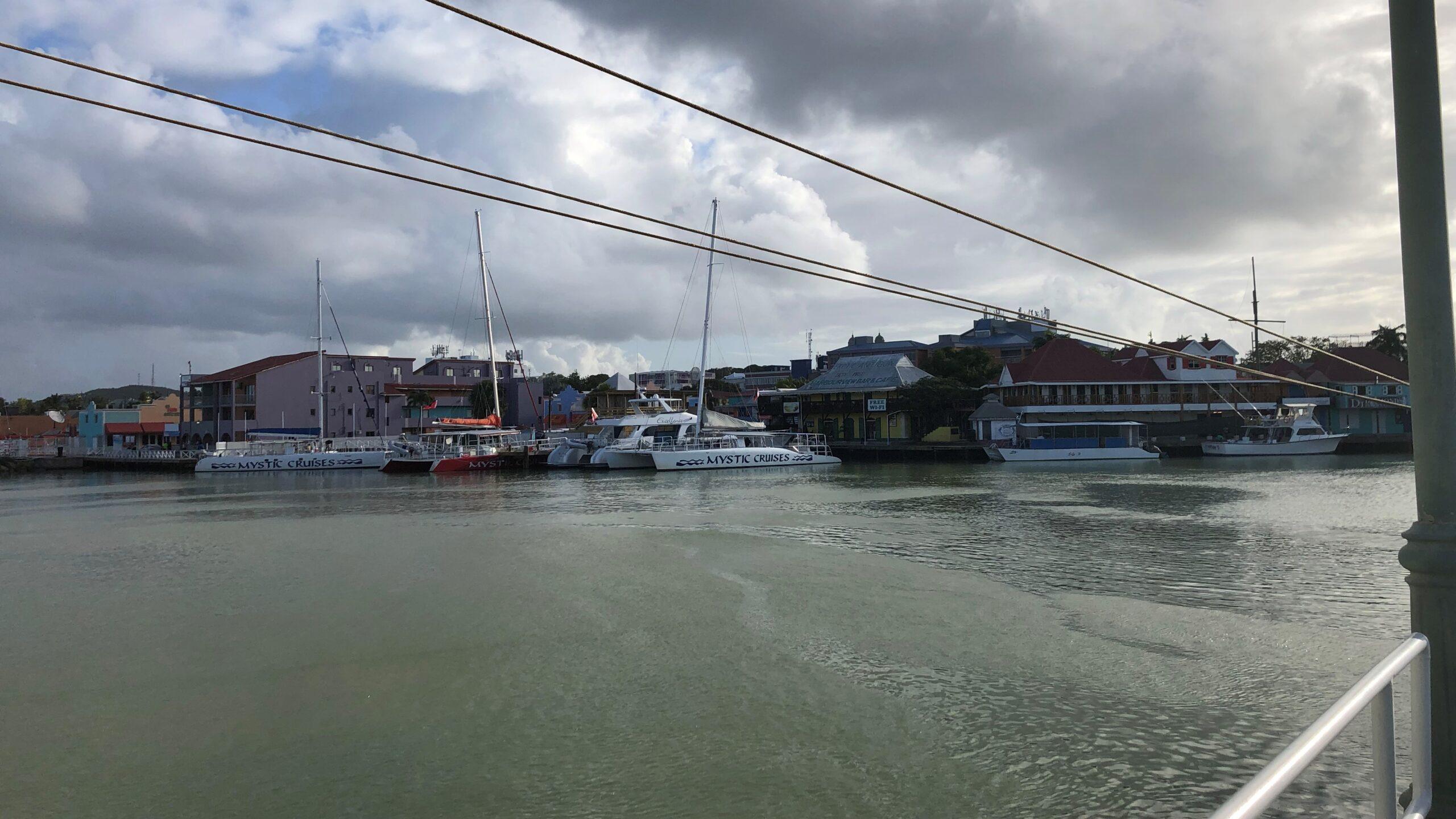 www.crocierenelcuore.it - Antigua