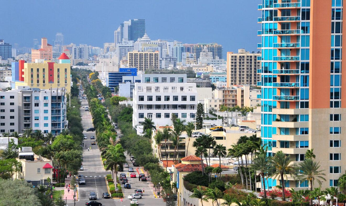 Miami beach centro
