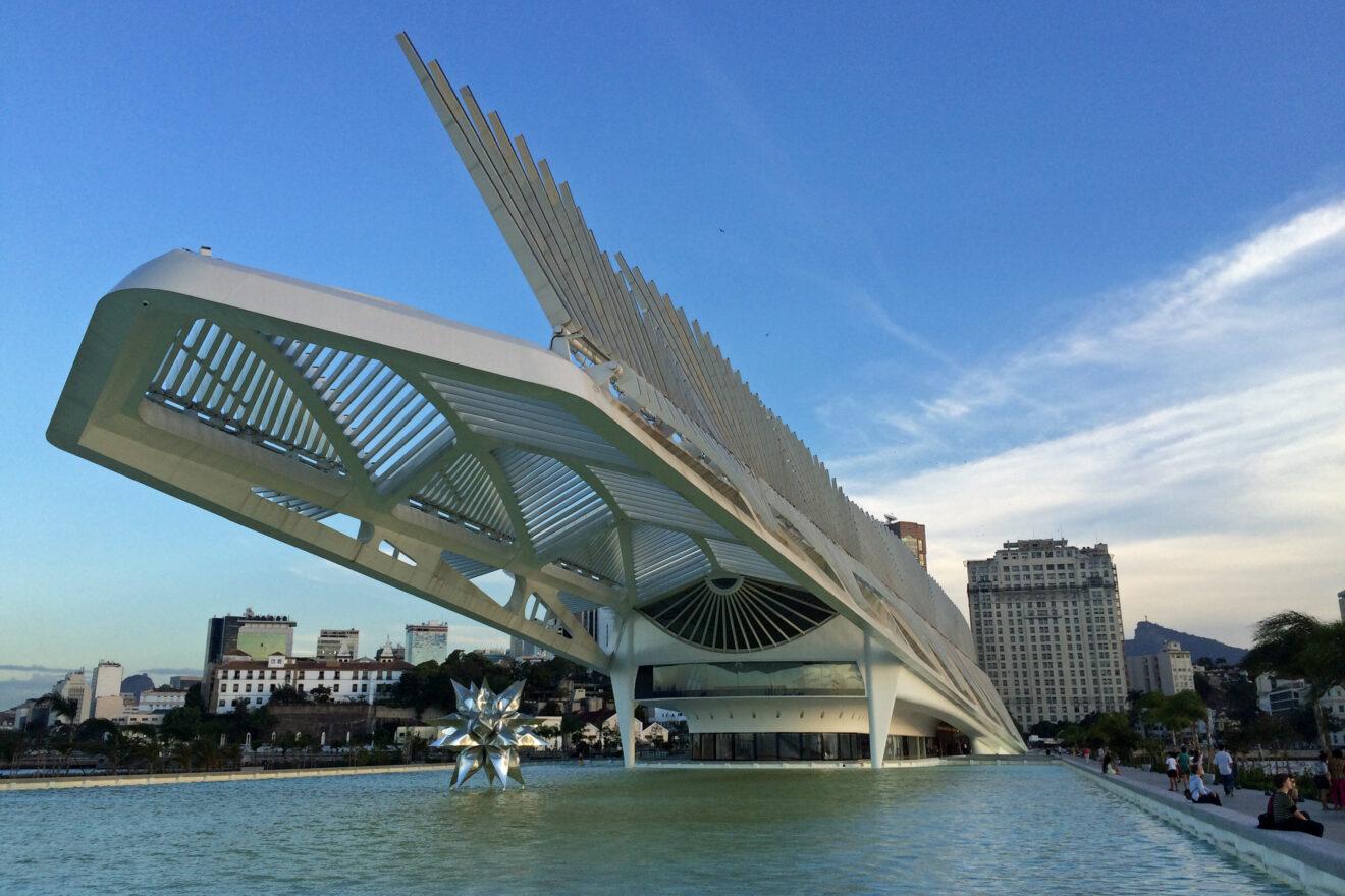 Museo del domani - Rio de Janeiro